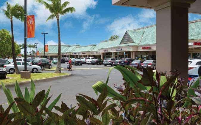 Kapolei Shopping Center Directory