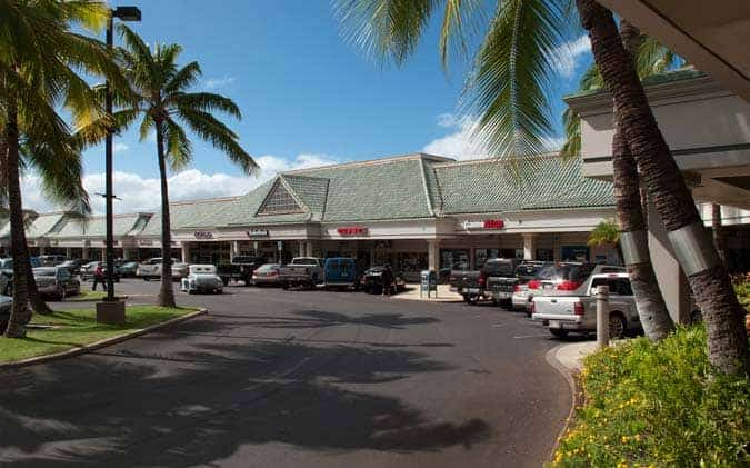 Kapolei Shopping Center Directory