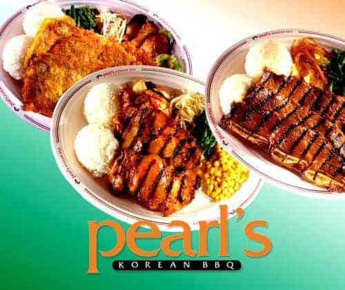 Pearls Korean BBQ
